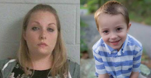 Mom Who Googled 'Do People Cry When They're Dying' Arrested In Autistic Son's Death