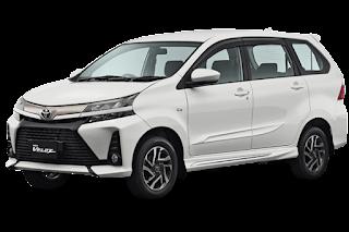 Harga Toyota Veloz