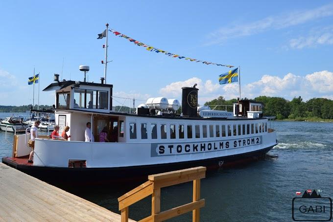 Fjäderholmarna - przedsmak archipelagu sztokholmskiego
