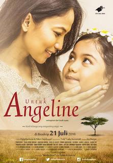 """Film """" Untuk Angeline """", Film Bioskop Yang Menyayat Hati"""