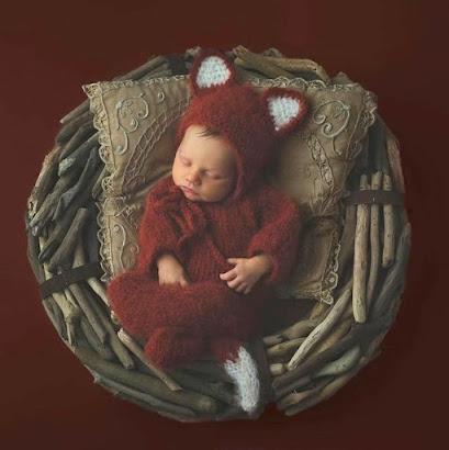 footed newborn romper onesie photography prop