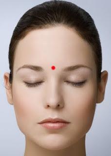 A 3.szem csakra fő energiapontjának kezelése