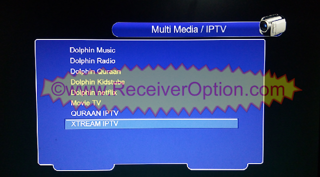 DISCOVERY X6 DR-555HD RECEIVER TEN SPORTS OK NEW SOFTWARE WITH XTREAM IPTV