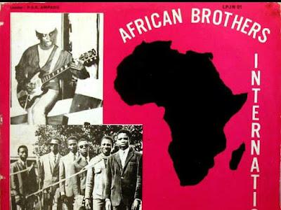 Music: African Brothers International Band - Akwantifi Wuo(throwback Ghana songs)