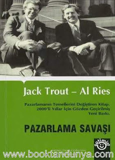 Jack Trout, Al Ries - Pazarlama Savaşı