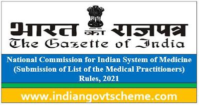 Indian System of Medicine