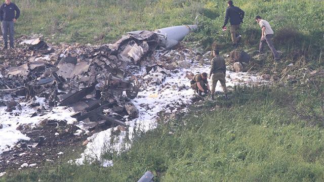 Síria derruba caça israelense que participava de operação contra alvos iranianos
