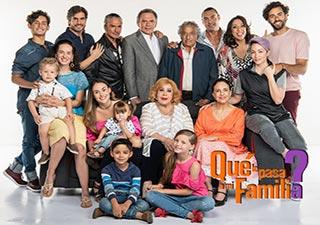 capítulo 49 - telenovela - que le pasa a mi familia  - las estrellas