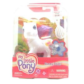 My Little Pony Sunny Daze Rainbow Celebration Wave 2 G3 Pony