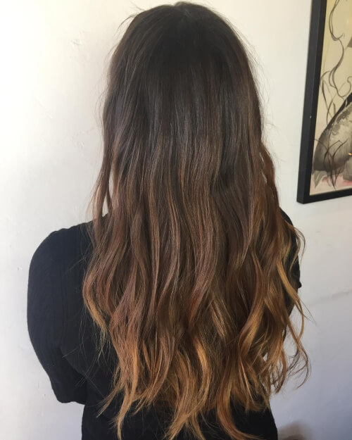 ombre hair technique tips for women kizifashion. Black Bedroom Furniture Sets. Home Design Ideas