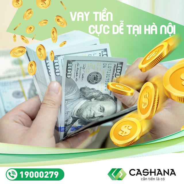 Liên hệ Cashana có ngay tiền mặt