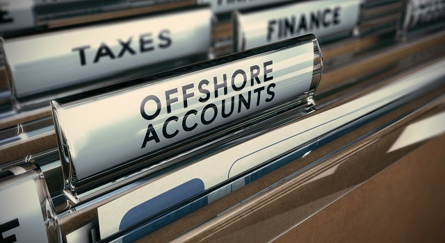 tax responsibilities opening foreign bank account offshore banking taxes