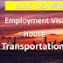 Jobs Available In Dubai With Employment Visa & House Apply Now Fast.