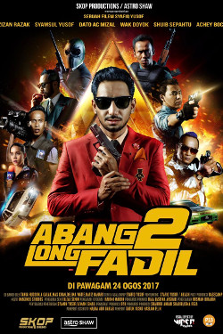 Tonton Abang Long Fadil 2 Full Movie