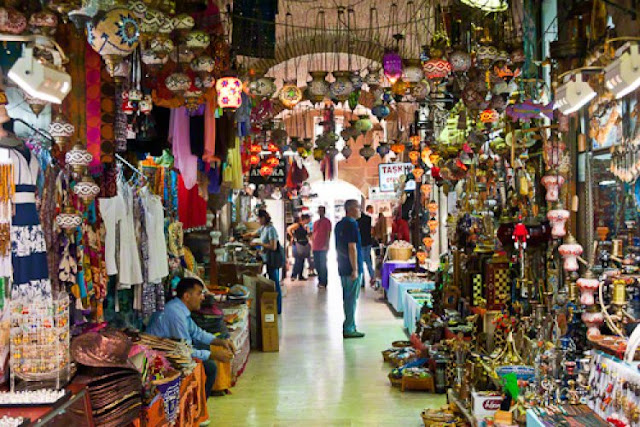 سوق كيمارالتي - إزمير