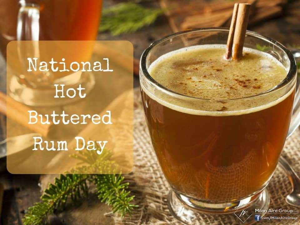National Hot Buttered Rum Day Wishes Sweet Images