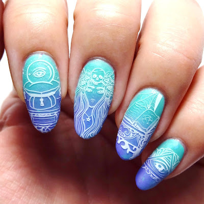 Mystical Magic Nails
