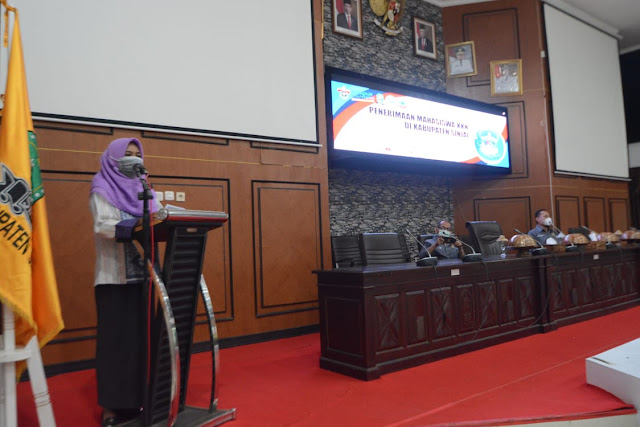 Pemkab Sinjai Dorong Mahasiswa KKN Unhas Gali Potensi Lokal