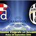 Live Streaming Dinamo Zagreb vs Juventus