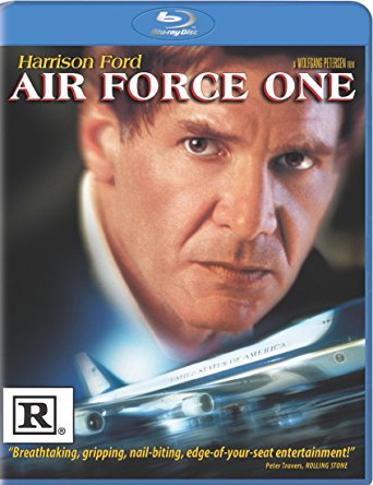 Air Force One 1997 Dual Audio Hindi 480p BluRay 350mb
