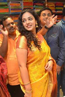 Nithya Menen Stills At Kalamandir (5).jpg