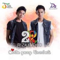 Lirik lagu RizkiRidho Cinta Yang Kembali