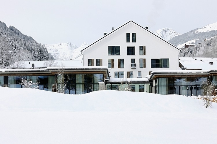 Boutique Hotel, Austria
