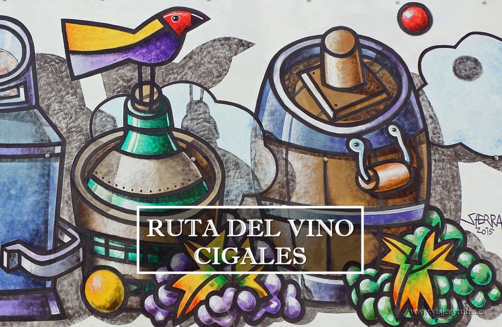 Fin de semana por la Ruta del vino Cigales