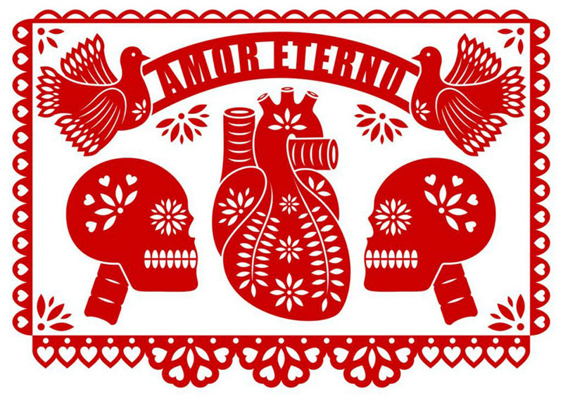 Edible Valentine Card by Tasha Marks