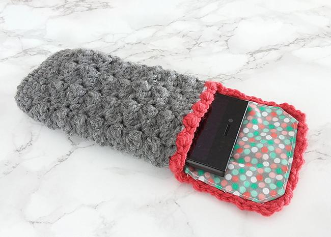 phone case cover crochet