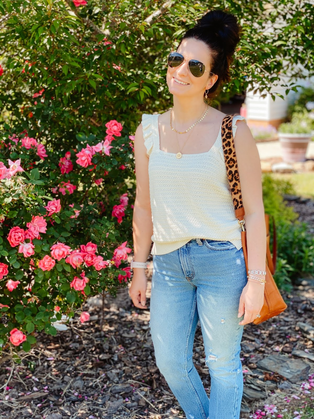 instagram roundup, nc blogger, north carolina blogger, spring style, spring outfit ideas, style on a budget