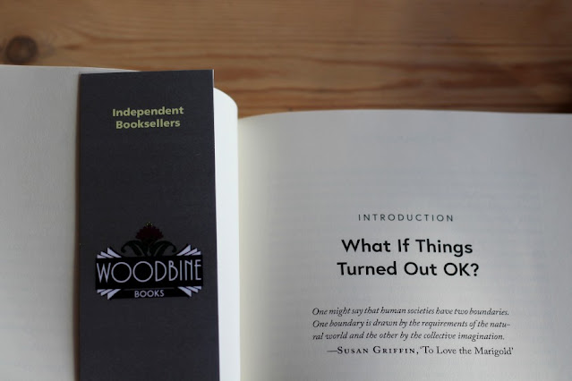 Chapter Title and Woodbine Books Bookmark
