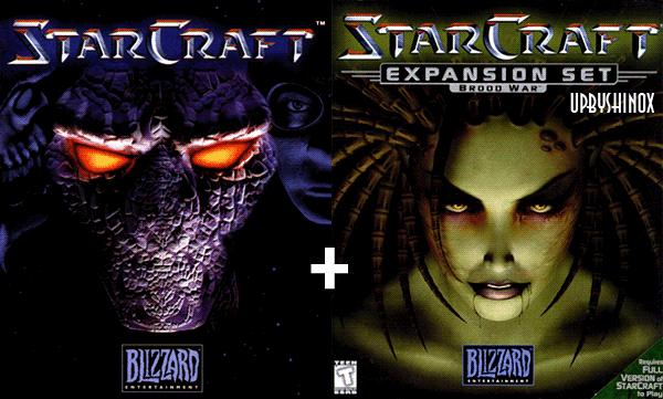 descargar starcraft 1 full español