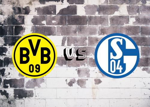 Borussia Dortmund vs Schalke 04  Resumen y Partido Completo