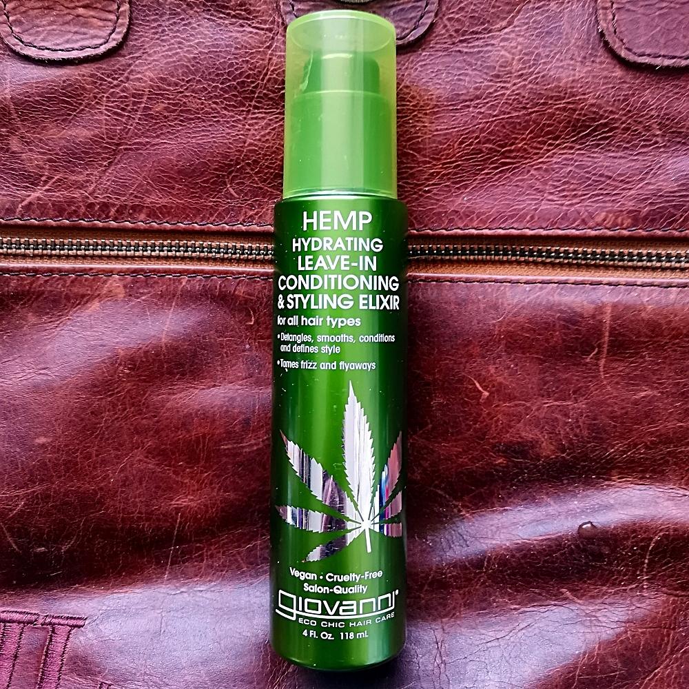 hemp hair elixir