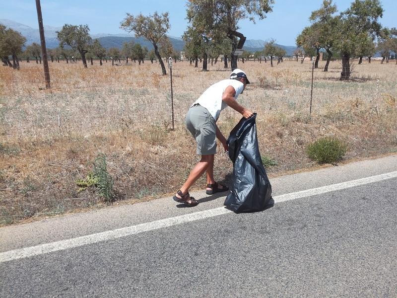 Primo Non Buttare La Carta Per Terra Finally Mallorca