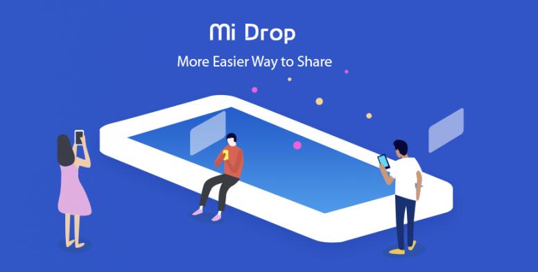 Fitur Baru MI Drop - Webshare Mudah Banget Cara Menggunakannya