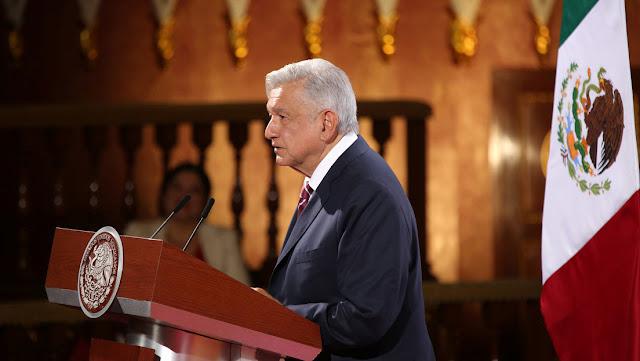 """López Obrador dice que el trato de Trump hacia México """"no es el mismo que antes"""""""
