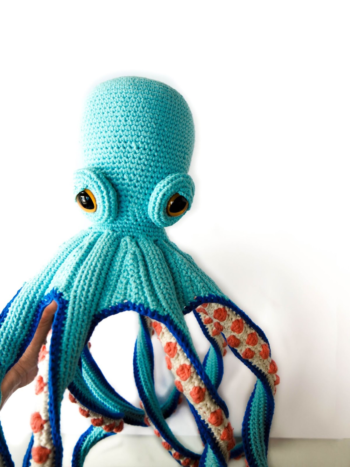 Astrid Things Karel De Octopus Haken