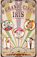 o grande circo iris leabhar books