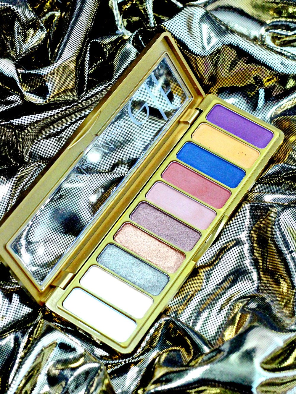 elf Modern Metals eyeshadow palette