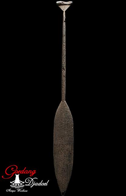 dayung jukung antik