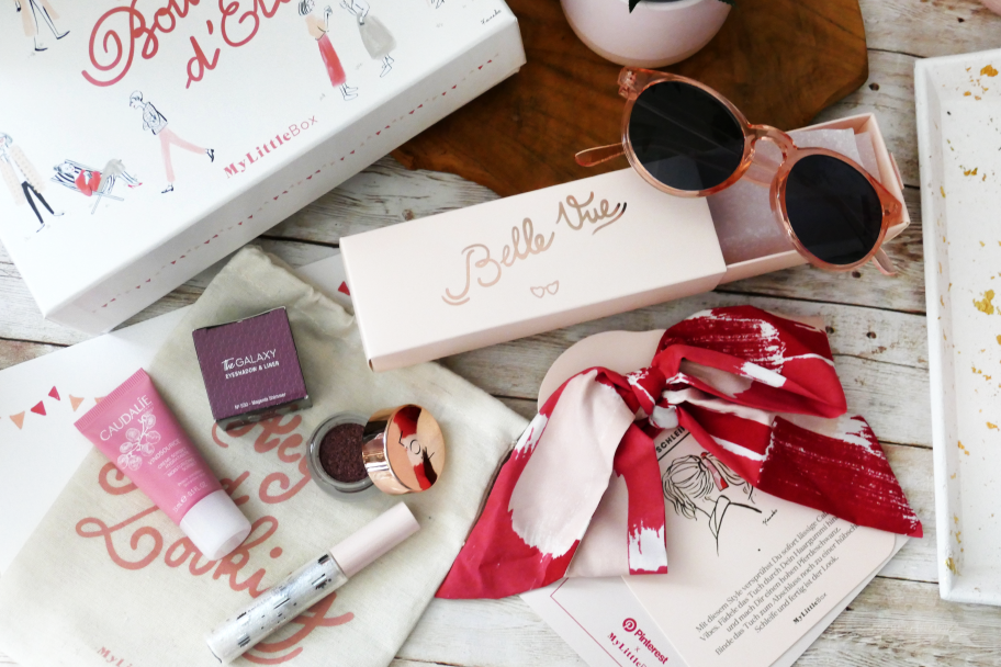 My little Box Sommerboom - La Boum d'Eté Mai 2019  Unboxing