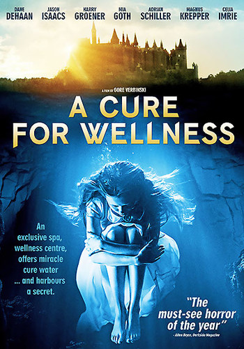 A Cure for Wellness (2017) [Latino – Ingles] [4K-HEVC]