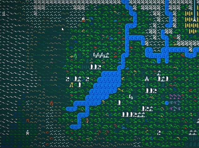 Caves Of Qud World Map.Vox Arcana Podcast Blog