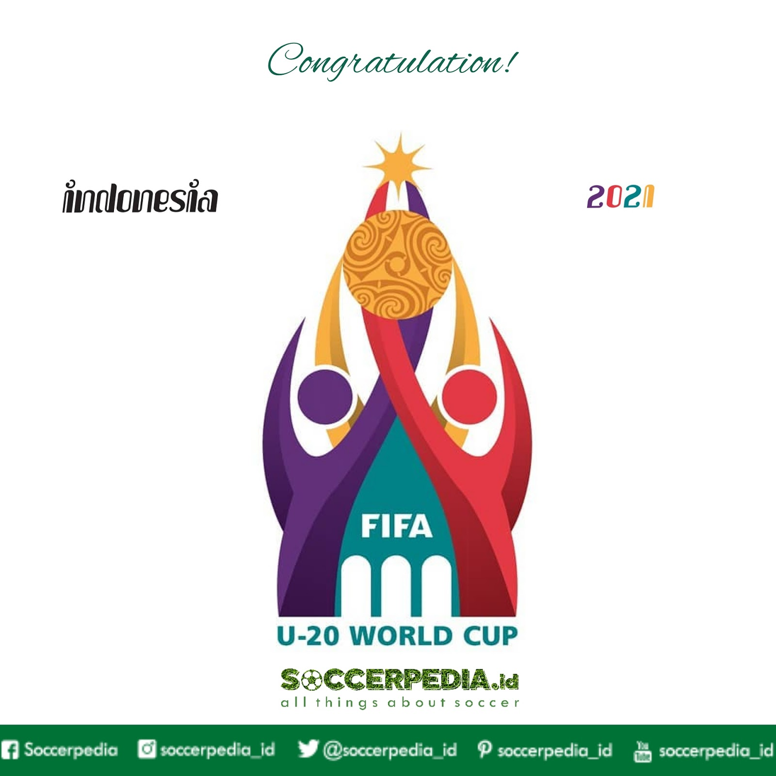 The Battle Arenas of 2021 FIFA U-20 World Cup at Indonesia