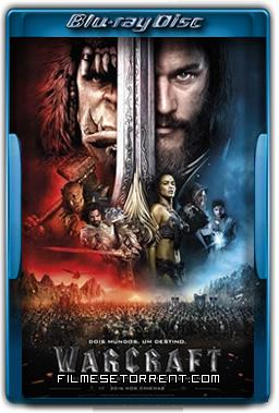 Warcraft O Primeiro Encontro de Dois Mundos Torrent 720p Dublado 2016
