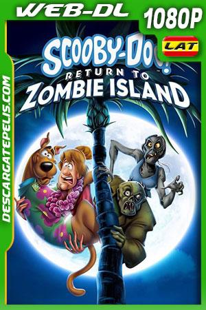 Scooby-Doo! Regreso a la Isla de los Zombis (2019) 1080p WEB-DL Latino – Ingles