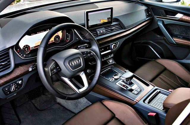Audi Q5 2018: características generales y especificaciones técnicas