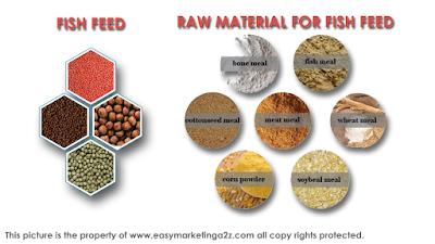 Fish Feed Raw Materials
